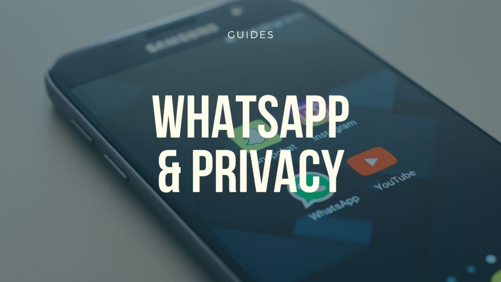 whatsapp privacy policy 1