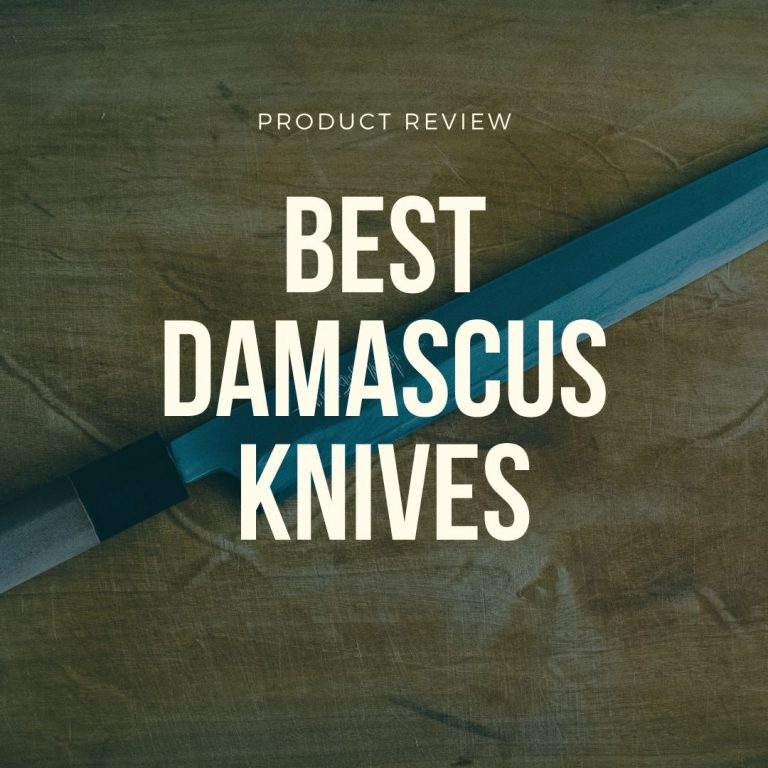 best damascus knives