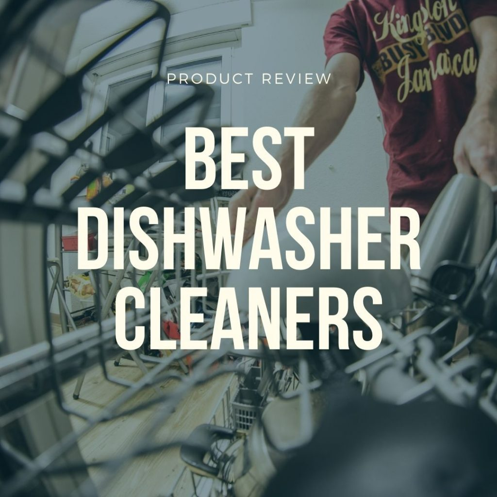 best dishwasher cleaners