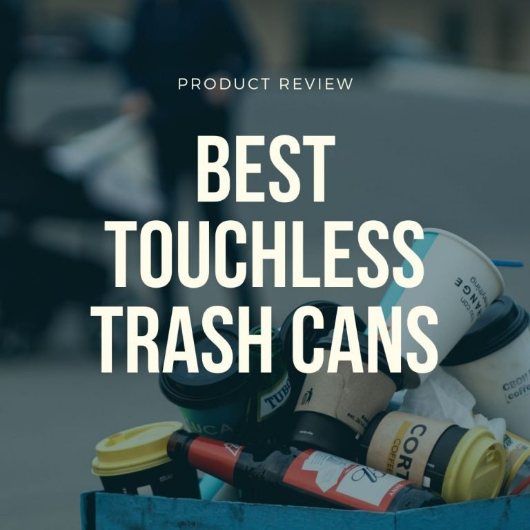 best touchless trash cans